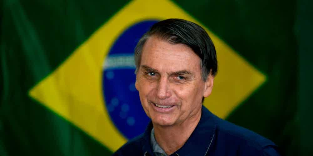 Betting Lines for main themes   Brazilian Politics