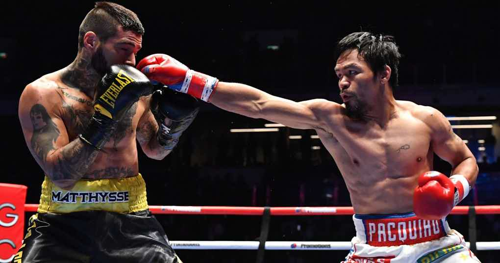 Manny Paquiao Fight Odds